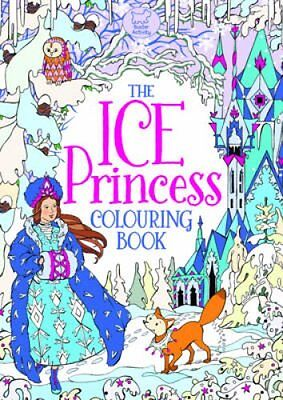 The Ice Princess Colouring Book by Michael O'Mara Books Ltd (Paperback, 2015)