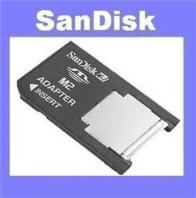 Adapter from Memory Stick M2 MS Pro Duo SanDisk