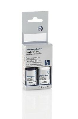 VW Lackstift LC9X Deep-Black-Perleffekt Lackspray Lack Original Audi Neu C9X