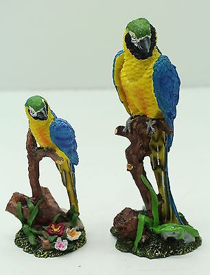 New Gorgeous Parrot Ornament Figurine