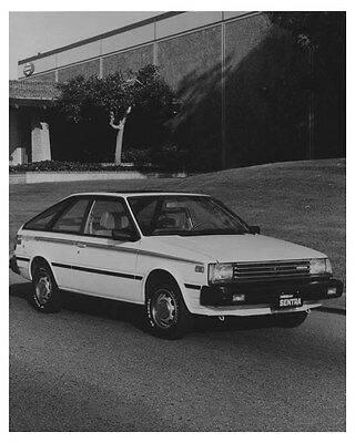 1983 Nissan Sentra Hatchback Coupe Automobile Photo Poster zch8497