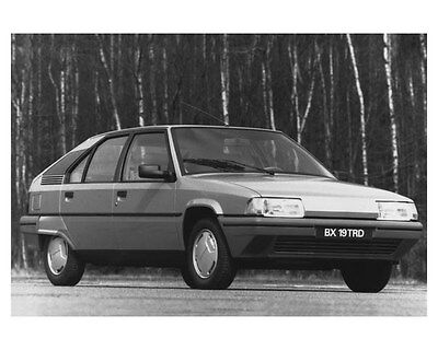 1988 Citroen BX Limousine Automobile Photo Poster zch8516