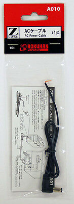 Rokuhan A010 AC Power Cable (1/220 Z Scale)
