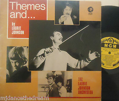 LAURIE JOHNSON ORCHESTRA - Themes And ~ VINYL LP