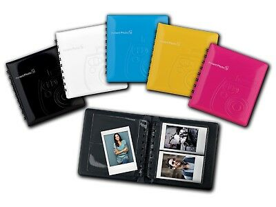 Album a Tasche ORIGINALE per Foto FujiFilm Instax Mini Jelly Photo Album 64 foto