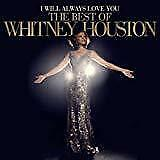 Whitney Houston - I Will Always Love You: The Be (NEW 2CD)