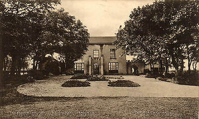 Holyhead. The French Convent, Ucheldre Park. The Old Park House.