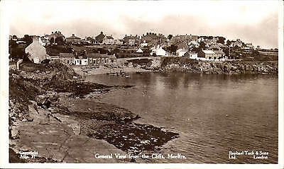 Moelfre. General View from the Cliffs # Mle.31 by Tuck.