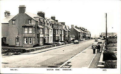 Rhosneigr. Station Road # RSR.131 by Frith.