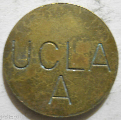 UCLA (Los Angeles, California) parking token - CA3450AJb