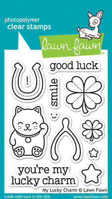 Lawn Fawn - My Lucky Charm Stamp Set