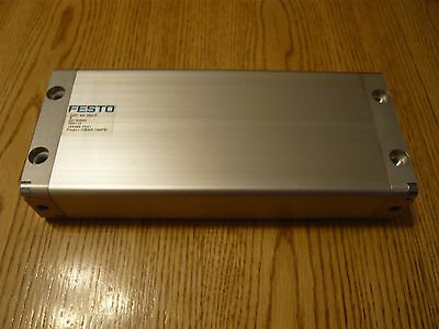 Festo DZF-63-200-P-A Pneumatic Compact Flat Cylinder 63mm Bore x 200mm Stroke