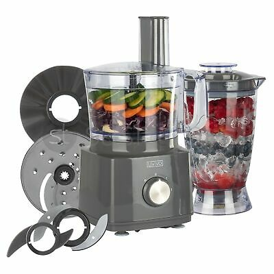 4 in 1 MULTI BLENDER FOOD PROCESSOR JUICER SMOOTHIE MAKER KITCHEN MIXER JUG 220W