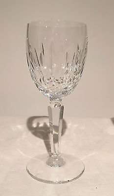 Waterford Kildare Claret Glass Made In Ireland Glass Red Wine Free Shipping