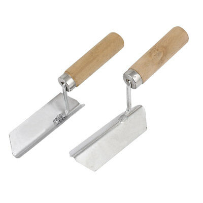 Dry Wall Internal Inside Outside External Corner Trowel Tool 2 Pcs