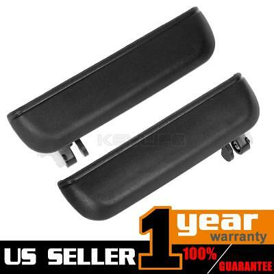 Pair For 1995-1998 TOYOTA TERCEL Outer Front Left LH Right Side Door Handle