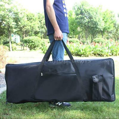 Portable 76-Key Keyboard Electric Piano Padded Case Gig Bag 420D Oxford Cloth