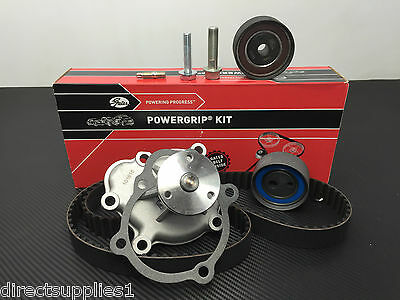 VAUXHALL ASTRA H 1.7 CDTi Z17DTH TIMING CAM BELT TENSIONER IDLER KIT WATER PUMP