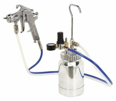 Sealey Pressure Pot System with Spray Gun & Hoses 1.8mm Set-Up SSG1P