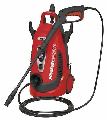 Sealey Pressure Washer 120bar with TSS & Rotablast Nozzle 230V PW1750