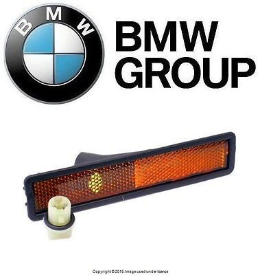 NEW BMW E30 Front Left/Right Side Marker Assembly Genuine 63 14 1 380 560