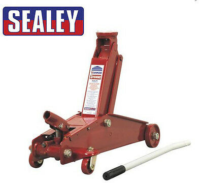 NEW Sealey 1153CX Trolley Jack 3 Ton Long Chassis Heavy Duty *FAST DISPATCH!*