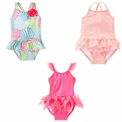 Gymboree Baby Toddler 1 Pc 2015 Swimsuit UPF 50+ 6 12 18 24 2T 4T 5T NWT