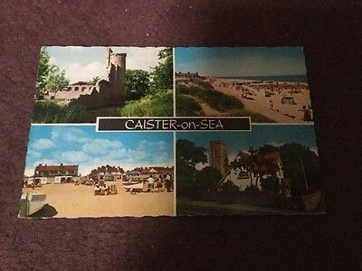 Postcard Caister On Sea