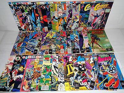 Impact! Comics LOT! The Fly 2-5, Black Hood 1-3 + 6, more! 43 comics (b#13529)