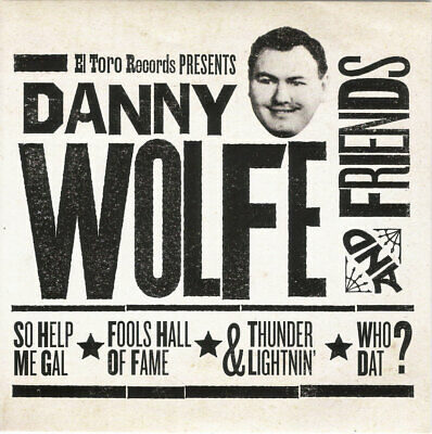 Single - Danny Wolfe And Friends