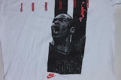 90s Boys Vintage Nike Tag Jordan Dunk Air Kids T Shirt L