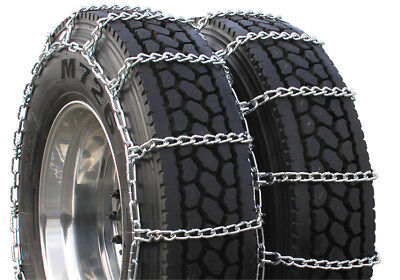 Rud Highway Service Dual 225/70R19.5 Truck Tire Chains