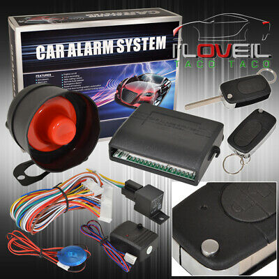 Jdm Car Alarm Security System Remote Transmitters With Flip Keys For All Honda