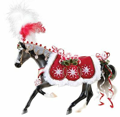 Breyer 700118 Peppermint Kiss 2015 Holiday Horse Traditional Series 1:9 Scale