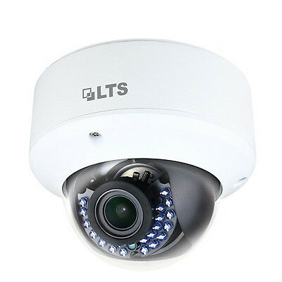 CMHD7422B TVI HD 2.1MP 1080P 3.6mm Lens Vandal Proof 65ft IR Dome Camera