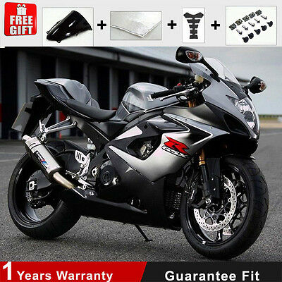 Injection Mold Fairing Kit 05 06 for Suzuki GSX-R1000 K5 K6 ABS Plactic Frame