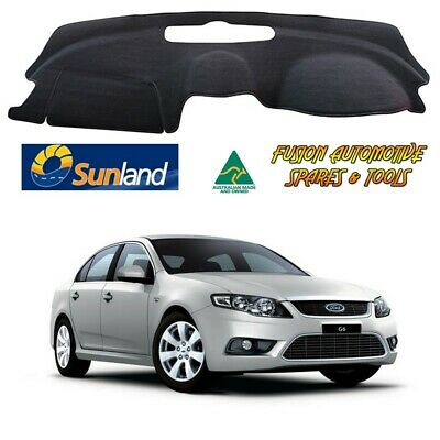 Black Dash Mat for FORD FALCON FPV FG 05/08 On F69