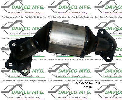 PE49396 FRONT MANIFOLD CATALYTIC CONVERTER FIT 2010 BUICK LACROSSE ALLURE 3.0L