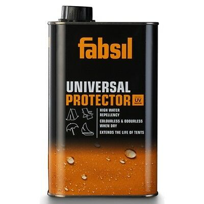 Fabsil 5 Litre UV Waterproofer Sealant Waterproofing Awning/Tent/Fabric Proofer
