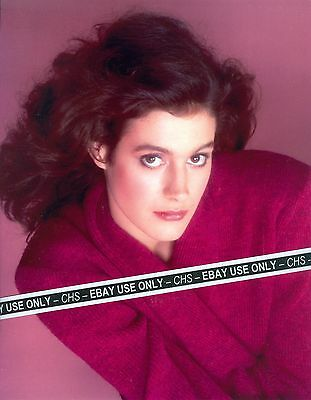 """SEAN YOUNG NICE EARLY COLOR 8x10 PHOTO """"BLADE RUNNER"""" """"STRIPES"""" """"NO WAY OUT"""""""