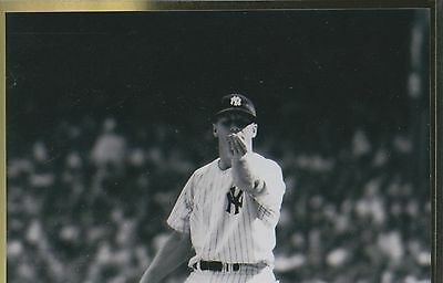MICKEY MANTLE NEW YORK YANKEES ORIGINAL 35mm FILM PHOTO NEGATIVE 3