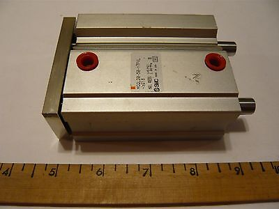SMC MGQL20-50-Y7PVL-XC18 Compact Guide Cylinder Slide 20mm Bore 50mm Stroke