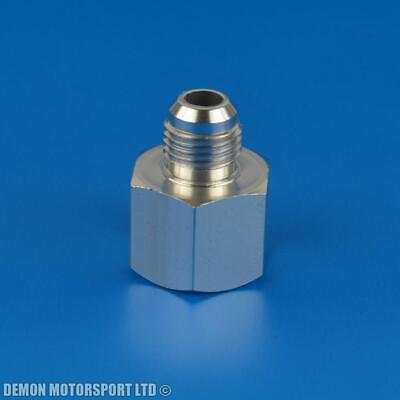 AN8 -8 Female To AN6 -6 Male Reducing Adapter Fitting - Fuel Oil Water