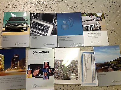 Beautiful 2012 MERCEDES BENZ E Class COUPE U0026 CABRIOLET Operators Owners Owner Manual  OEM