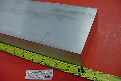 "1-1/4"" X 3"" ALUMINUM 6061 T6511 SOLID FLAT BAR 24"" long 1.250"" Plate Mill Stock"