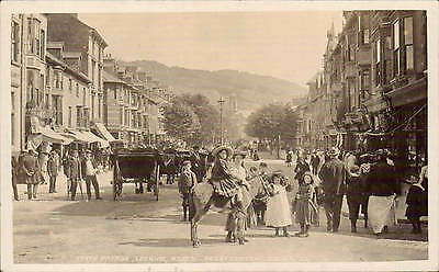 Aberystwyth. North Parade Looking North # ? 2069 by Valentine's.