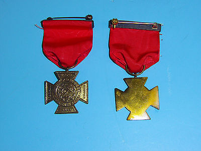 B0477 USMC Navy Meritorious medal Spanish American War