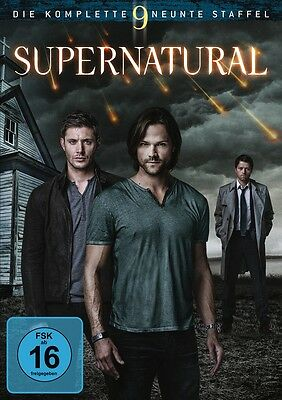 Supernatural - Season/Staffel 9 * NEU OVP * 6 DVDs