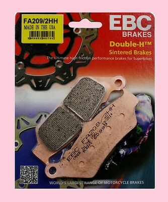 EBC FA209HH Front brake pads for Yamaha XT XT660 R       2004 to 2014
