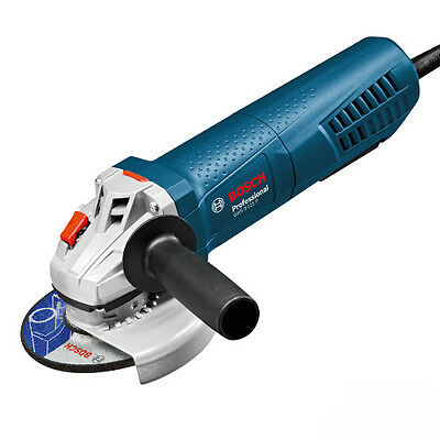 """BOSCH GWS9115P 115mm (4.5"""") Paddle Switch Angle Grinder"""